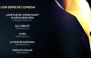 CITES nominada a los premios Feroz